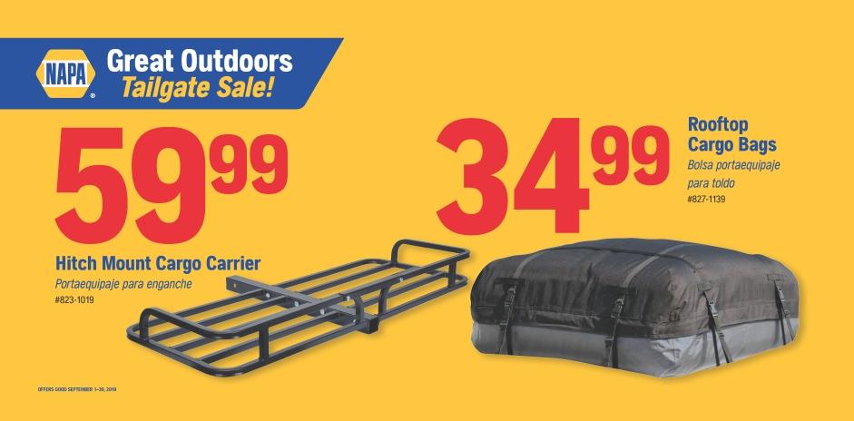 Dynaparts NAPA Auto Parts - Cargo