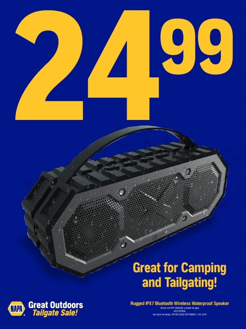DYNAPARTS - Speaker